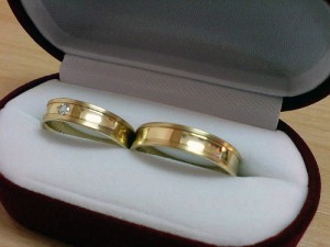 marige-ring