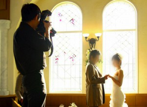 wedding-cameraman