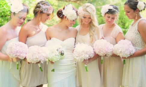 hydrangea wedding